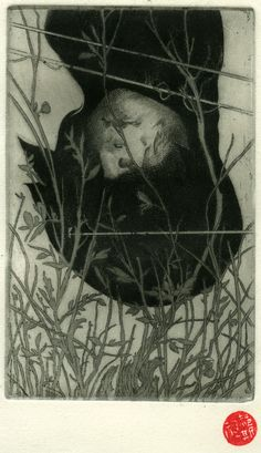 Joao Ruas etching