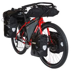 Jones Touring Bike #bicicletas #cicloturismo