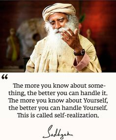 16 Quotes By Sadhguru That'Ll Change The Very Way You See And Perceive This Life - Page 6 of 31 - QuotesPost Karma Quotes, Soul Quotes, Wisdom Quotes, Life Quotes, Buddhist Quotes, Spiritual Quotes, The More You Know, How To Know, Amazing Quotes