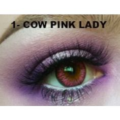 PINK LADY Contact lenses Colours of the Wind - 1 Year (Pair) #bestcontactlenses #COWcontactlenses #PINKLADY