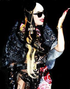 Lady Gaga badass Judas costume