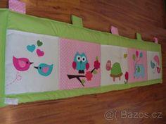kapsáře za postel Montessori, Toy Chest, Storage Chest, Applique, Organization, Cabinet, Furniture, Home Decor, Ponchos