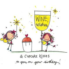 Give Your Friend The Best Birthday Treat Ever With This Trendy Ecard
