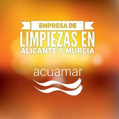 acuamar, Elche, Alicante y Murcia. Empresa de limpieza, higiene y saneamiento.