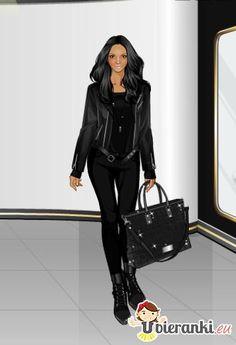 Czarne jest modne! http://www.ubieranki.eu/ubieranki/6453/styl-podrozniczki.html