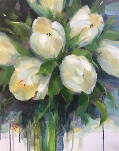 "Daily Paintworks - ""Promise"" - Original Fine Art for Sale - © Krista Eaton"