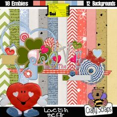 FREE Crafty Scraps: PNY 17 Blog Train Freebie