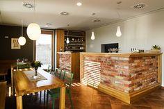 Vinársky hotel - reštaurácia Bar, Table, Furniture, Home Decor, Decoration Home, Room Decor, Tables, Home Furnishings, Home Interior Design