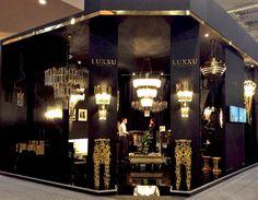 Luxxu Modern Lamps at Maison et Objet 2016 #maisonetobjet #paris #luxurydesign luxury brand, interior design, luxury home. Visit www.memoir.pt