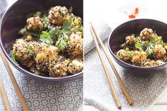 První video recept – Kung Pao s tofu a quionou