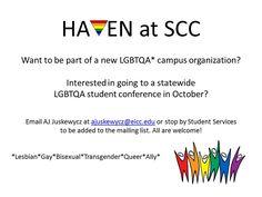 HAVEN at SCC