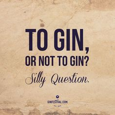 It was #worldtheatreday so Gin Festival dug out our favourite Shakespeare quote.