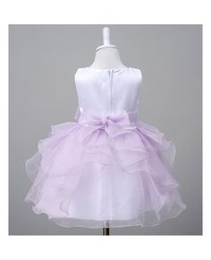 da995028be1a  31.9 Satin Organza Toddler Flower Girl Dress With Sash for Baby  QX-48 -  GemGrace.com