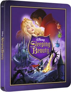 Sleeping Beauty #Steelbook. Exclusive to #Zavvi (The #Disney Collection #27)