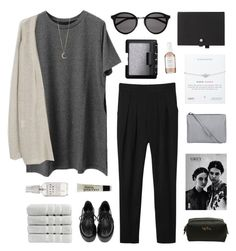 """""""i wait all day just for a maybe"""" by ruthaudreyk ❤ liked on Polyvore featuring Monki, Yves Saint Laurent, Christy, Herbivore, philosophy, NARS Cosmetics, MANGO, Aéropostale and Reiss"""