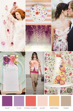 floralgraffiti-weddingideas | Ruffled