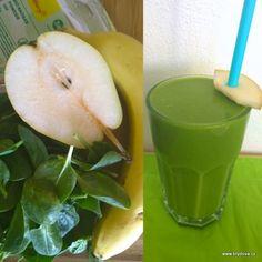 Skvělý je i zázvor. Smoothie Detox, Smoothies, Cantaloupe, Fruit, Vegetables, Drinks, Food, Smoothie, Drinking