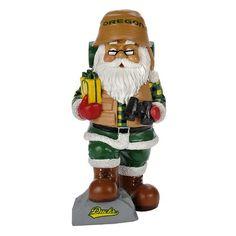 Oregon Ducks Santa Figurine $39.99