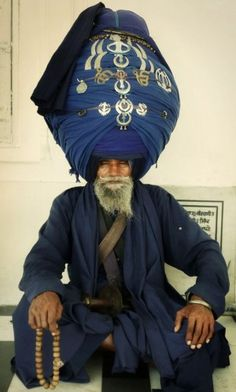 The 200 Pound Turban