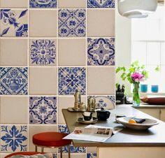 Perfeita Ordem: Inspirações em Azul e Branco