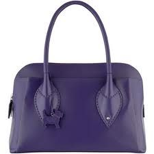 A Radley Bag DZ - a lovely colour but too stiffHe said there would be no movement in those handles