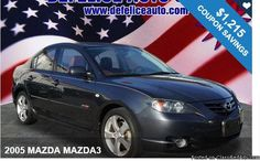 2005 MAZDA MAZDA3 / $1,265 IN COUPONS !Get Exclusive Coupons and Savings!!