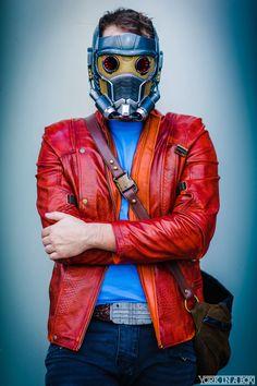 Star-Lord at WonderCon 2015 #Yorkinabox