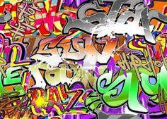 Les personnes appartenant à un groupe hip-hop, s'exprimaient souvent à travers les graffitis.
