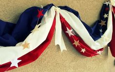 Easy Homemade Decorations for the 4th of July _14