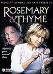 As low as $12.99 for SERIES 1 of the fab British gardening mystery series ROSEMARY & THYME. If you like gardening & light whodunits, you'll love these movies!