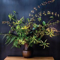 Work — The Petaler - Floral arrangement colour palette - Love Flowers, Dried Flowers, Beautiful Flowers, Japanese Flowers, Seasonal Flowers, Arte Floral, Ikebana, Flower Designs, Flower Art