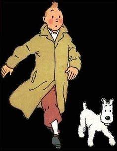So much love! I love Tintin