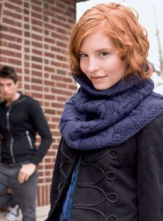 How to Make a Knit Cowl