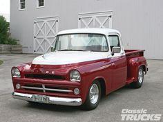 '57 Dodge Truck                                                                                                                                                                                 More