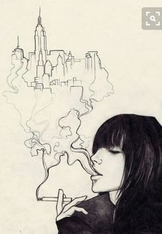 The smoke the builds our castles. I'm Still searching for mine