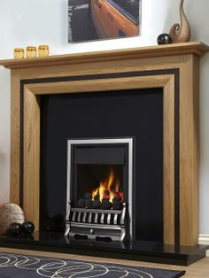 The Kinder Kalahari Plus high efficiency gas fire boast an impressive net efficiency and can be installed in to almost any chimney or flue, include Pre-cast when fitted with a rebated fire surround. This gas fire produces heat output. Flueless Gas Fires, Fire Surround, Gas And Electric, Living Environment, Stoke On Trent, Contemporary, Towers, Fireplaces, Living Room
