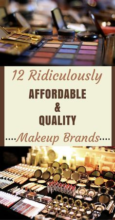 These are like the dupes of high-end products but much more affordable!