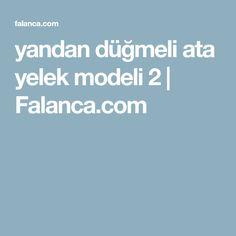 yandan düğmeli ata yelek modeli 2   Falanca.com