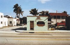 Stephen Shore, West Palm Beach, Florida, January 1973, 1972–2005