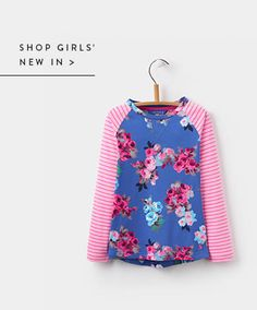 Shop Girls' New In
