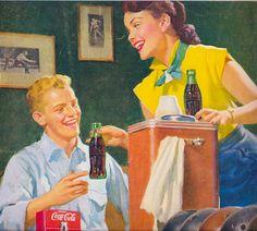 *Coca-cola ad