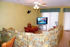 Living area with oceanfront balcony.   Ambassador Villas Condos for sale - North Myrtle Beach, SC  #ambassadorvillas http://www.myrtlebeachcondos.net/sales/buildings/ambassador-villas-condos.php