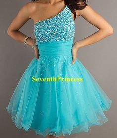 Hey, I found this really awesome Etsy listing at http://www.etsy.com/listing/158621405/blue-prom-dress-one-shoulder-organza