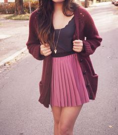 spring outfits | Spring-Outfits-for-Teenage-Girls-84 | rusolclothing.com