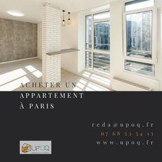 Acheter un appartement à Paris n'est pas simple, mais il est possible de mettre toutes les chances de son côté. Découvrez 10 points clés pour vous aider. Points, Windows, Simple, Public Transport, Ramen, Window