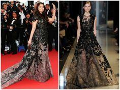 MYROYALS &HOLLYWOOD FASHİON: Aishwarya Rai in Elie Saab (Spring 2013 Couture) – 'Inside Llewyn Davis' Cannes Film Festival Premiere
