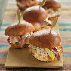 Lobster Sliders > Recipes | Williams-Sonoma Wine