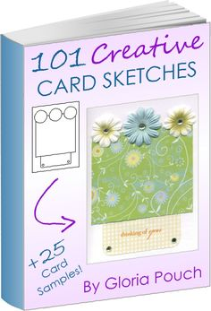 Create a gorgeous handmade greeting card that's a perfect reflection of you!  Impress your friends and family with your professional card making skills.  Making more creative one-of-a-kind cards in less time than ever!