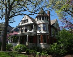Oak Park, Illinois - love the homes in Oak Park.