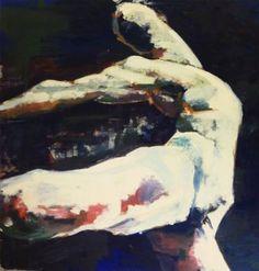 """Saatchi Art Artist Birgitta Bachmann; Painting, """"move"""" #art"""